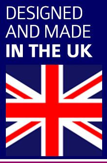 Designed and Made in the UK