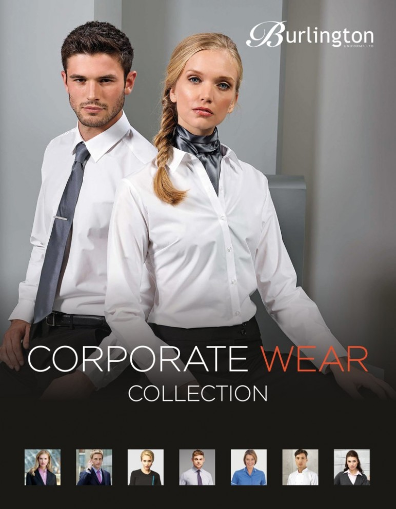 Corporatewear Collection Brochure