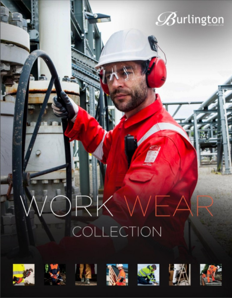 Portwest Workwear Collection Brochure