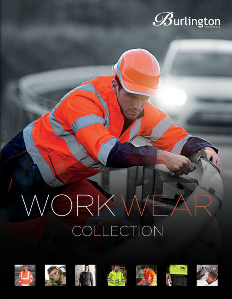 Workwear Collection Brochure