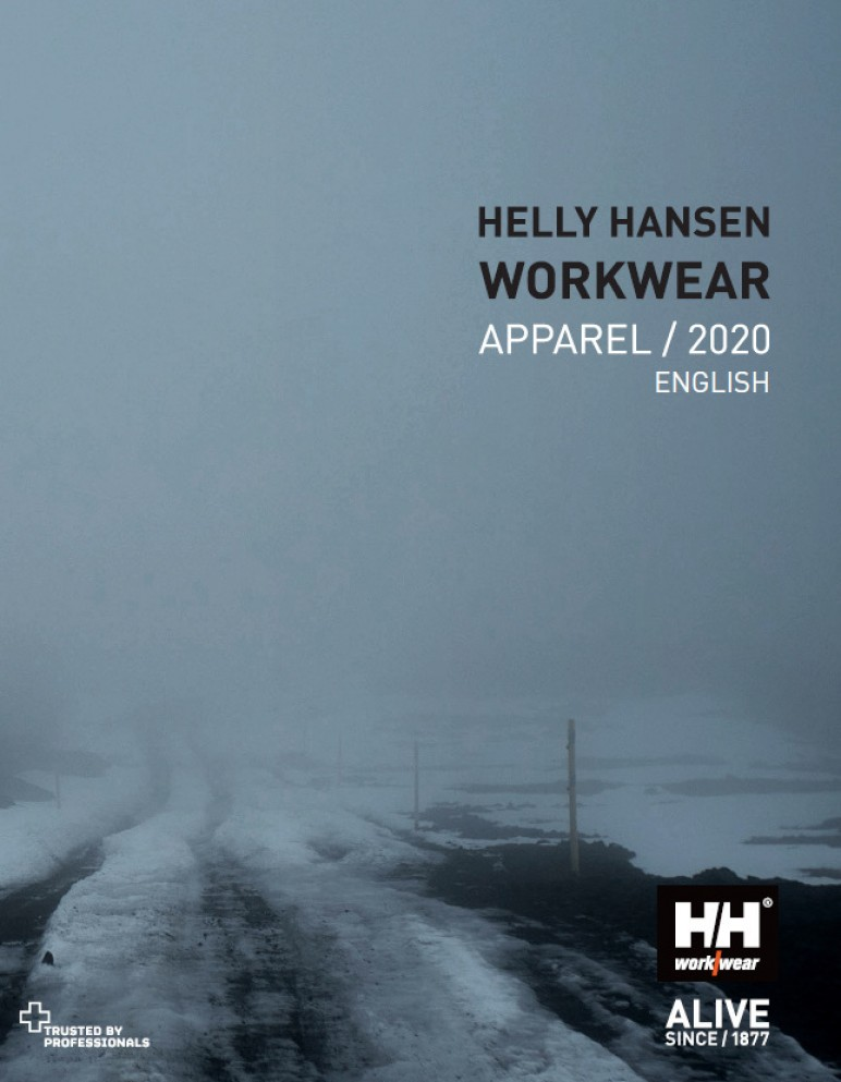 Helly Hanson Workwear Brochure