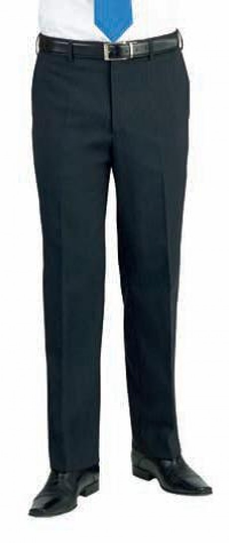 Aldwych Flat Front Trousers  image