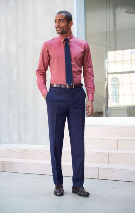 Avalino Flat Front Trousers  image