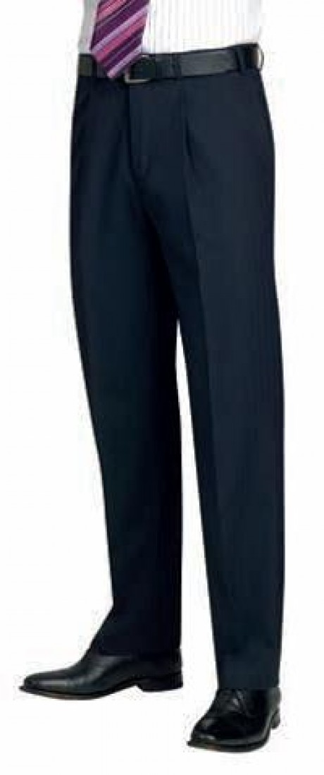 Langham Pleated Front Trousers  image