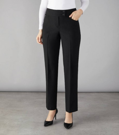Ascot Tailored Fit Trouser  image