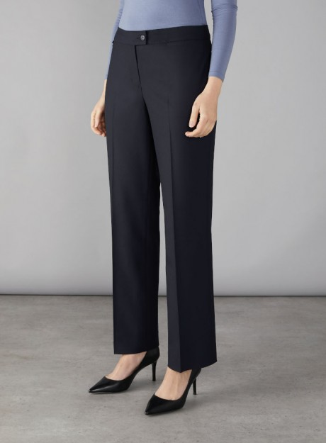Leon Classic Fit Trousers  image