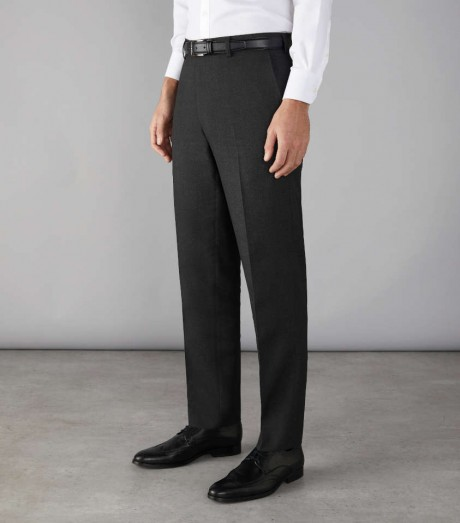 Tungston Tailored Fit Trousers  image
