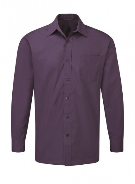 Men's Essential Long Sleeve Shirt  image