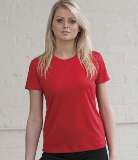 Ladies Fit Performance Cool & Dry T-Shirt  image