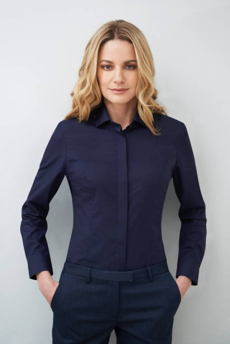 Parma Long Sleeve Blouse  image