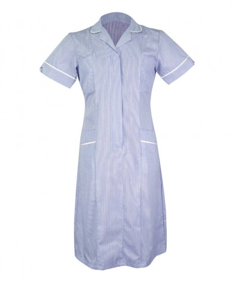 Ladies Classic Stripe Step-in Dress  image