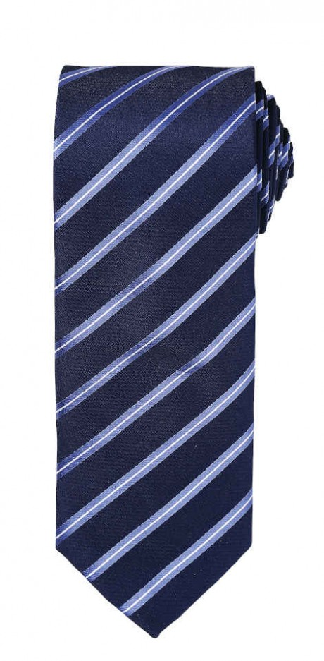 Sports Stripe Tie  image
