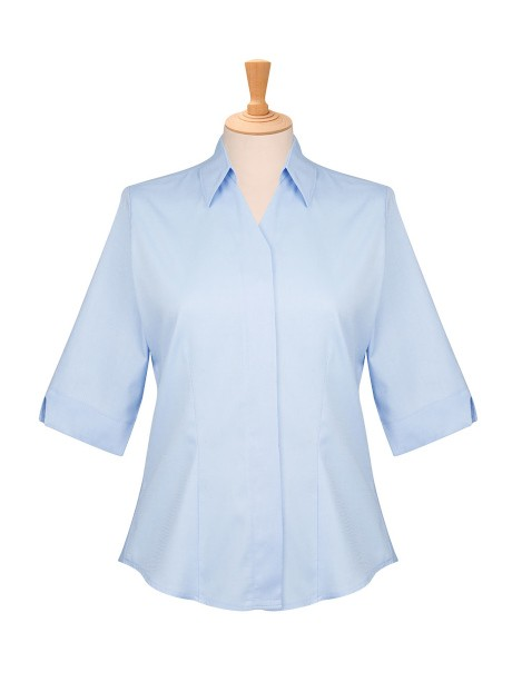 Sancerre Three Quarter Sleeve Blouse  image