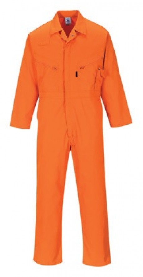 Liverpool Zip Coverall  image