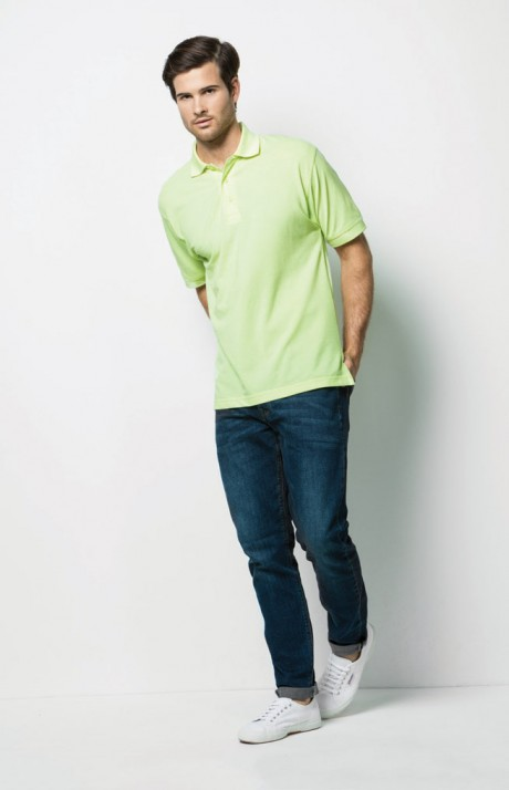 Men Fruit Of The Loom Poly/Cotton Pique Polo Shirt  image