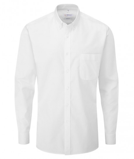 Bray Long Sleeve Slim Fit Oxford Shirt  image