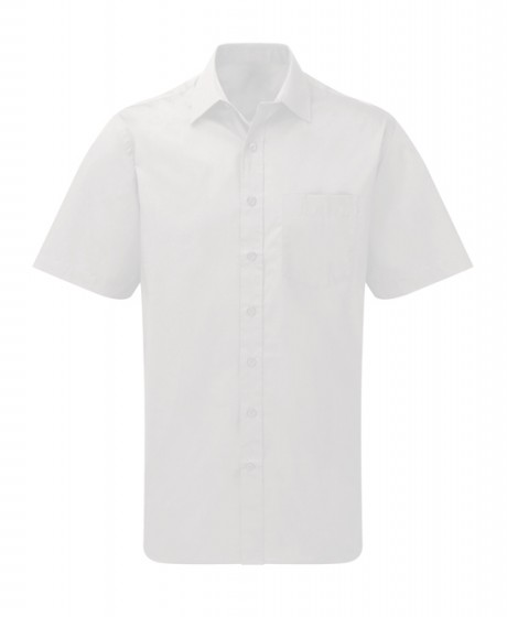 Premium Short Sleeve Oxford Shirt  image