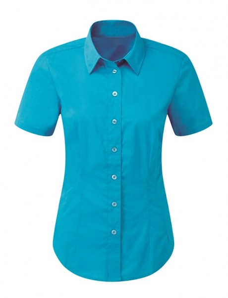 Ladies Essential Short Sleeve Blouse  image