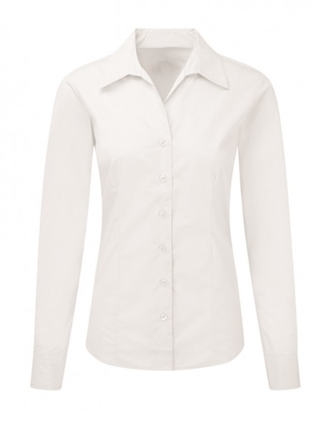 Premium Long Sleeve Oxford Blouse  image