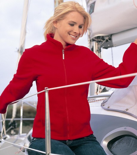 Result Ladies La Femme Semi-Micro Fleece Jacket  image