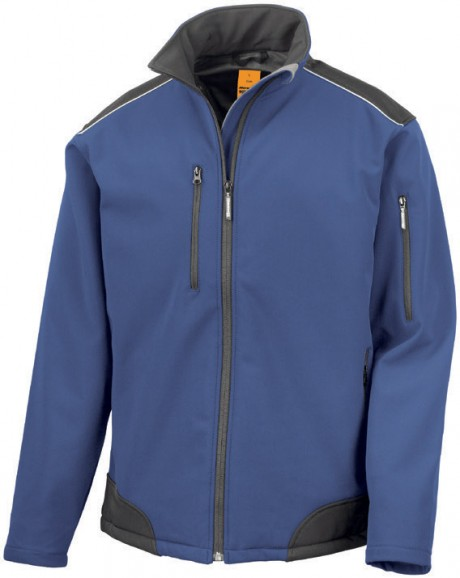 Result Ripstop Work-Guard Soft Shell Jacket  image