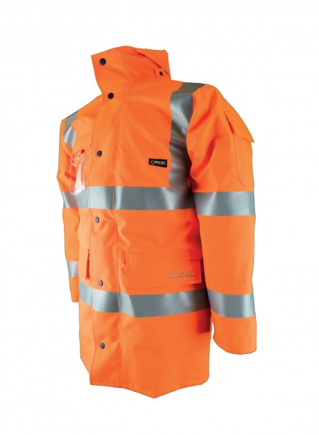 Gore-Tex Waterproof and breathable Class 3 Amazon Jacket   image