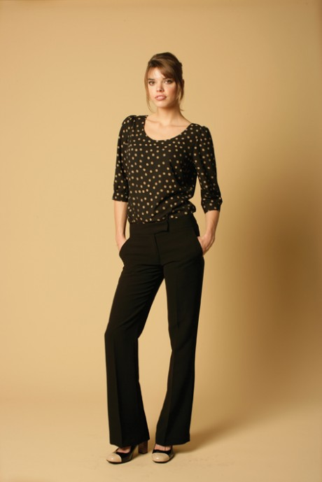 Giselle Essentials Trouser  image