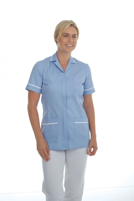 Ladies Zip Front Tunic  image