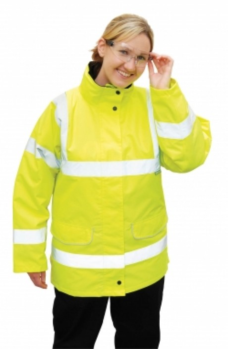 Portwest Class 3 Ladies Fit Traffic Jacket  image