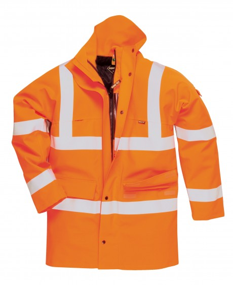 Hi-Vis Traffic Jacket  image