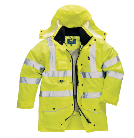 7-in-1 Traffic Jacket   image