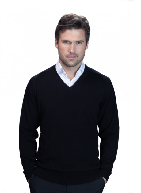 Performa Cotton Mens V-Neck Pullover  image