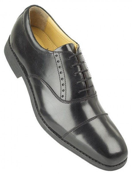 TredFlex Hi-Shine Oxford Shoe  image