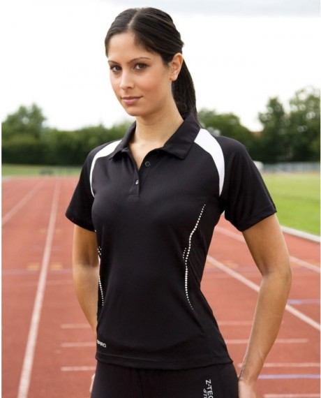 Ladies Spiro Team Spirit Polo Shirt  image