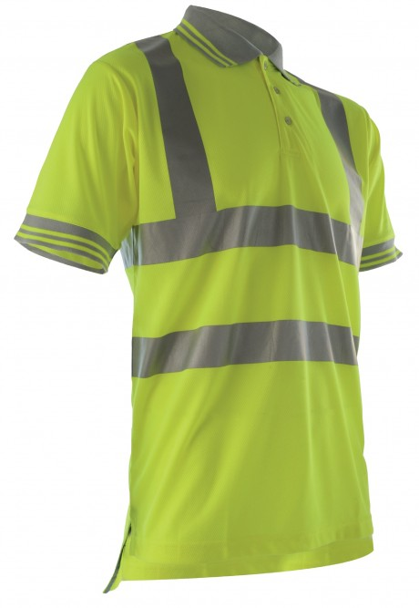 Pulsar Class 2 Short Sleeved Polo Shirt  image