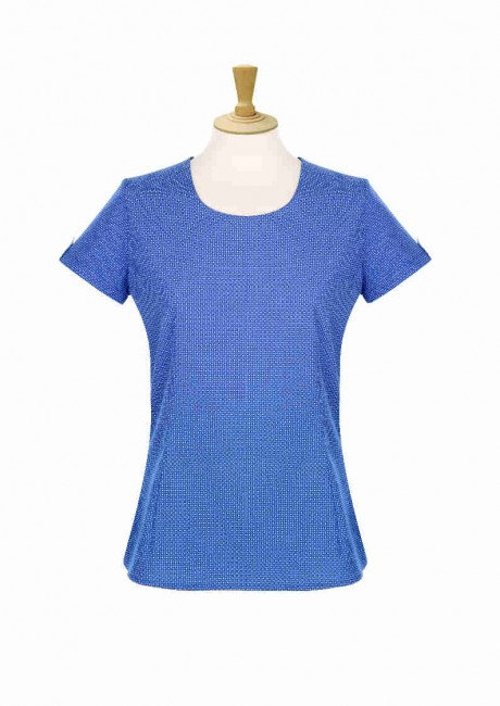 Reims Round Neck Blouse  image