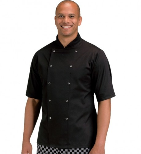 Dennys Short Sleeve Chef's Jacket  image