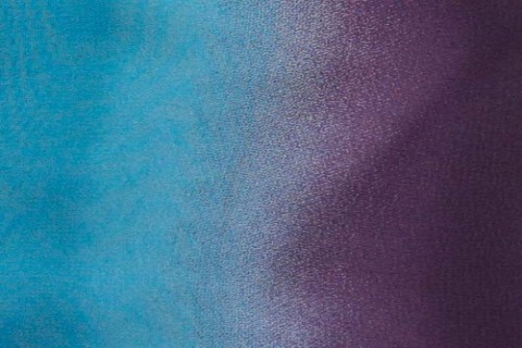 Aqua/Plum Colour Block